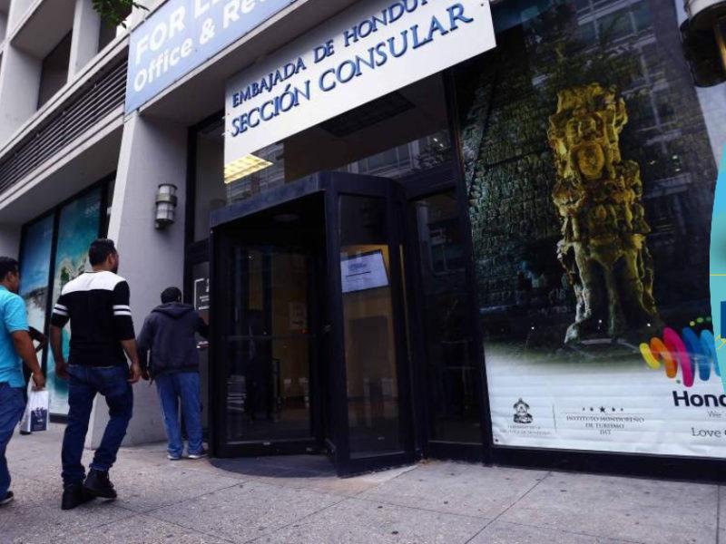 RNP pondrá oficinas en consulados para enrolamiento y otros trámites de hondureños en el exterior