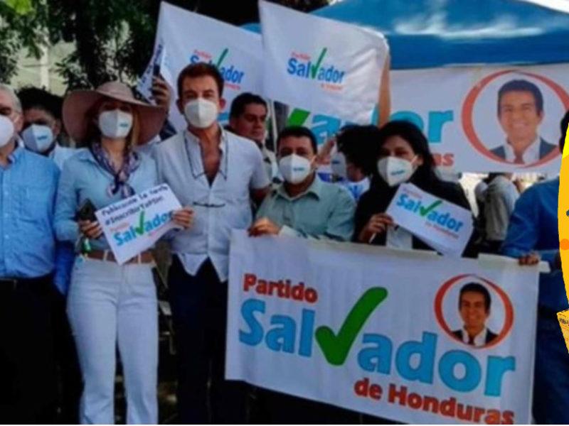 Diputado dice que políticos tradicionales y corruptos no quieren que Salvador Nasralla llegue al poder