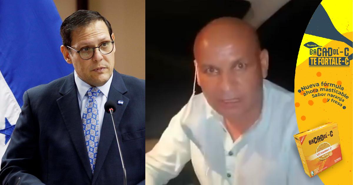 """Edil de Cedros: """"El Canciller nos ha amenazado"""", pero el ministro dice: """"Alcalde nunca amenazo a nadie..."""""""