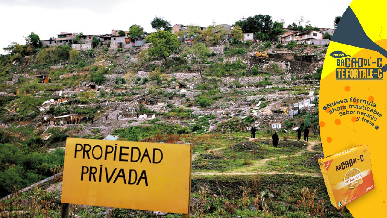 Congreso Nacional aprueba moción para nombrar una comisión para evitar las invasiones de tierra
