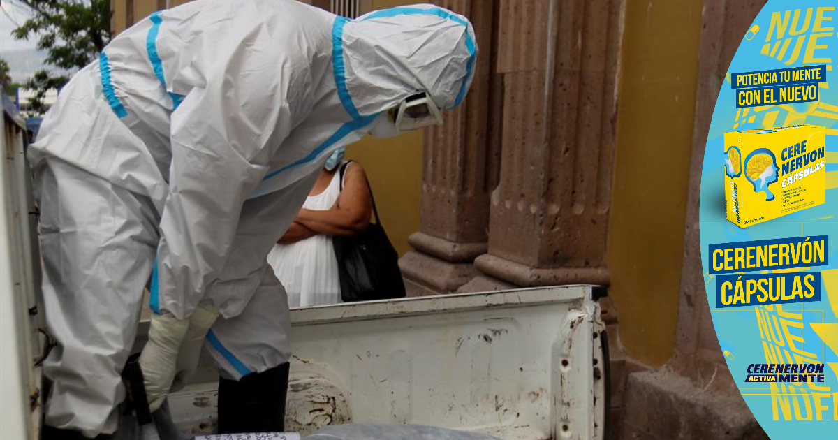 Honduras supera los 225.000 contagios con covid-19 y los muertos suman 5.937