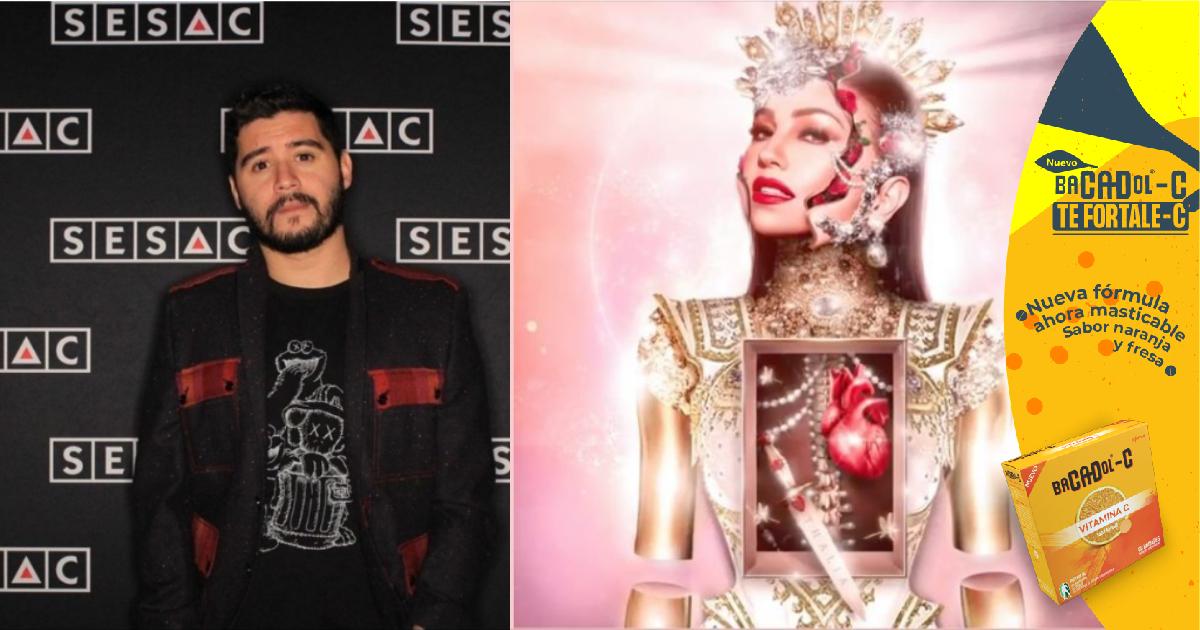 """El productor musical hondureño """"Trooko"""" produce y coescribe nueva canción de Thalía"""