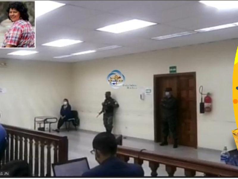 Daniel Atala no rindió declaración testifical, porque es sujeto de investigación en la muerte de Berta Cáceres