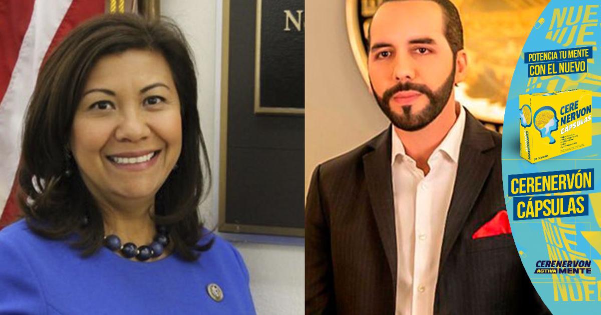 Congresista Norma Torres teme por su vida ante amenazas de supuestos seguidores de Bukele