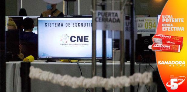 El CNE da plazo de 72 horas al Partido Liberal para que liquide casi L.13 millones otorgados para elecciones primarias