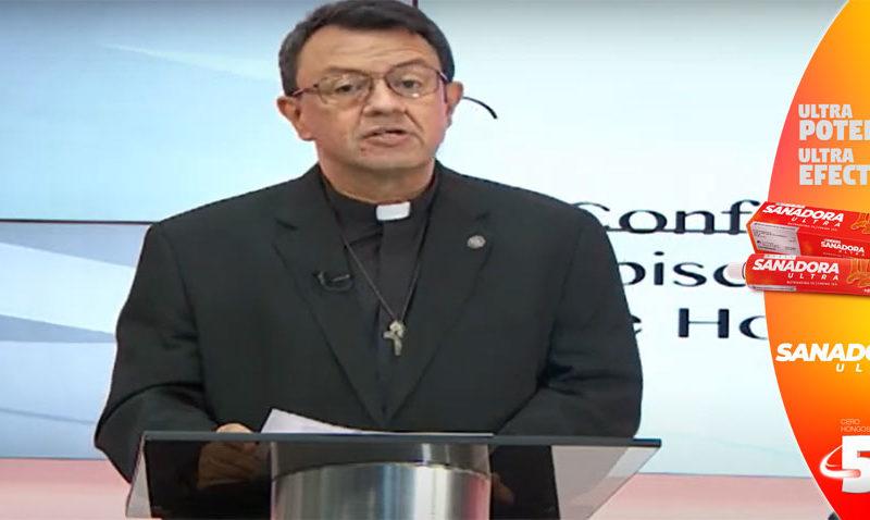 Democracia Sin Fronteras: Mensaje de Conferencia Episcopal de no elegir a políticos corruptos cala en ciudadanía hondureña
