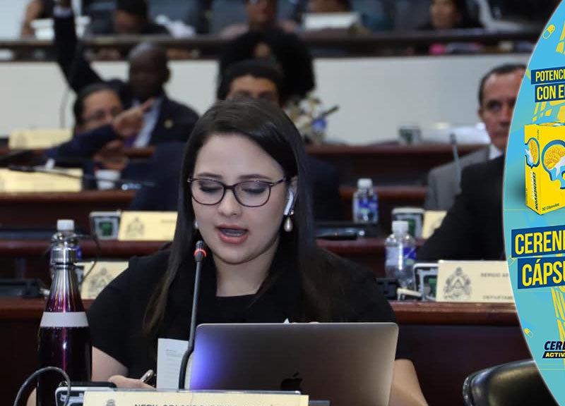 """Diputada Medal: El no juicio político contra magistrados de la CSJ, evidencia que es """"fallido"""" el estado de Derecho en Honduras"""