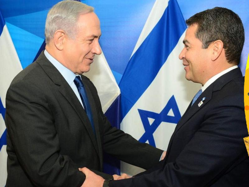 Gobierno de Honduras abrirá su embajada en Jerusalén
