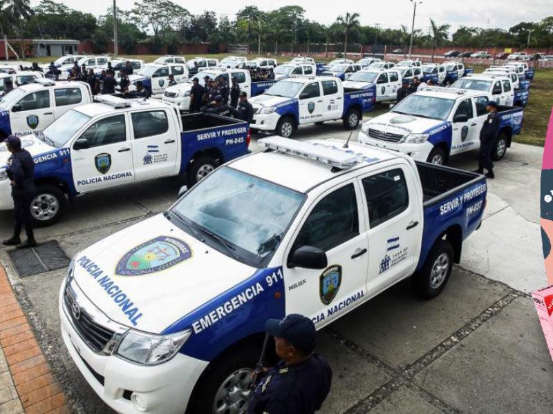 """Comisionado Leandro Osorio dice que la Tasa de Seguridad sigue """"saqueada"""", no hay dinero"""