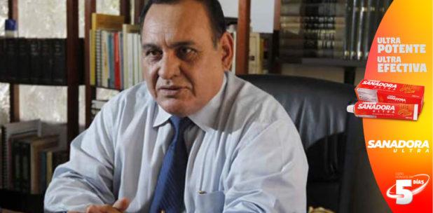 Raúl Pineda: Mientras los hondureños sean tolerantes, no podrá ganarse ninguna lucha contra la corrupción