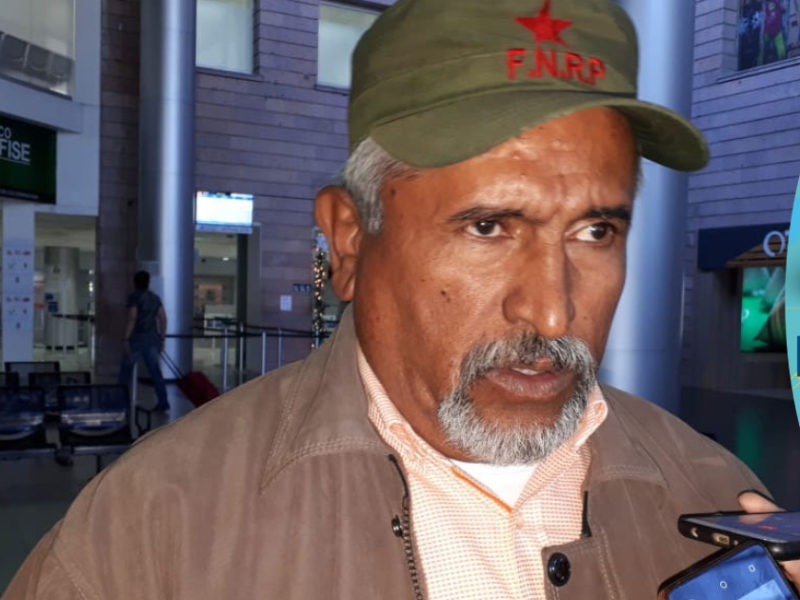 Juan Barahona: Con iniciativa de reformar Ley Electoral, el Partido Nacional busca comprar credenciales para el fraude