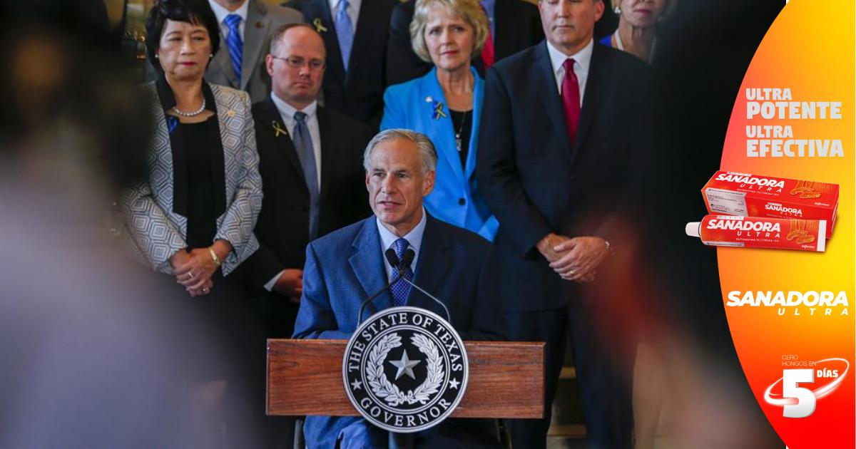Texas endurece medidas contra migrantes y mantendrá la construcción del muro