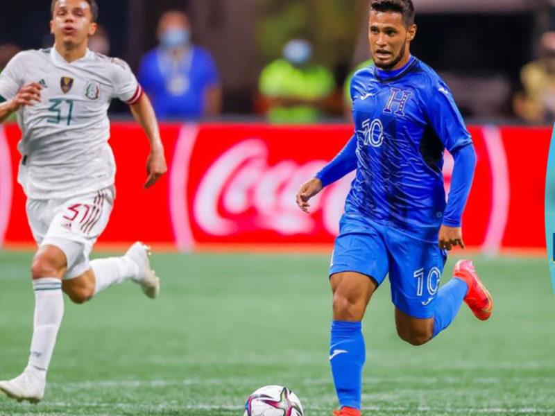 "Una ""aguerrida"" Honduras empata con México urgido de triunfos de cara a la Copa Oro"