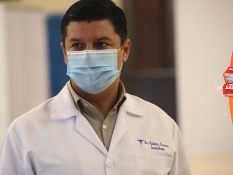 Doctor Cosenza dice que Pfizer se encargará de la distribución de vacunas en las regiones sanitarias del país