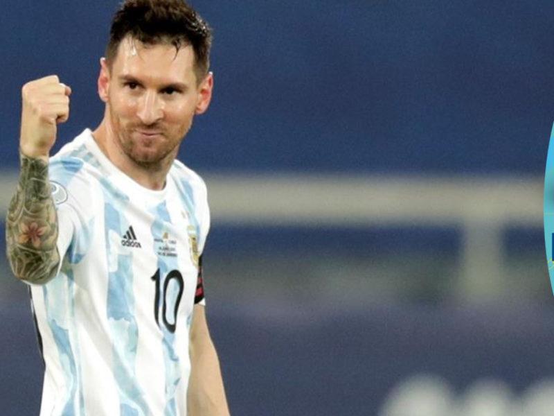 Un golazo de Messi no le basta a Argentina que empata con Chile en el Grupo A