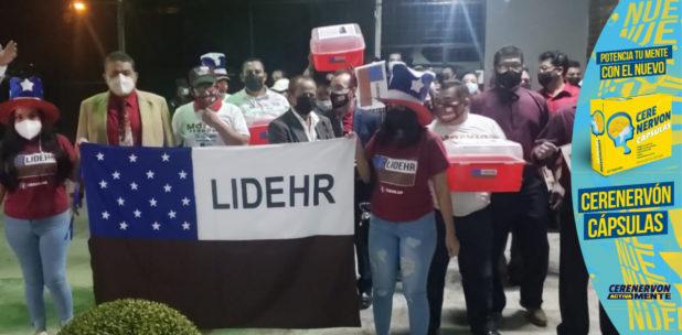Partido LIDEHR dice que su reto es no provocar odio y ni dividir mas al país