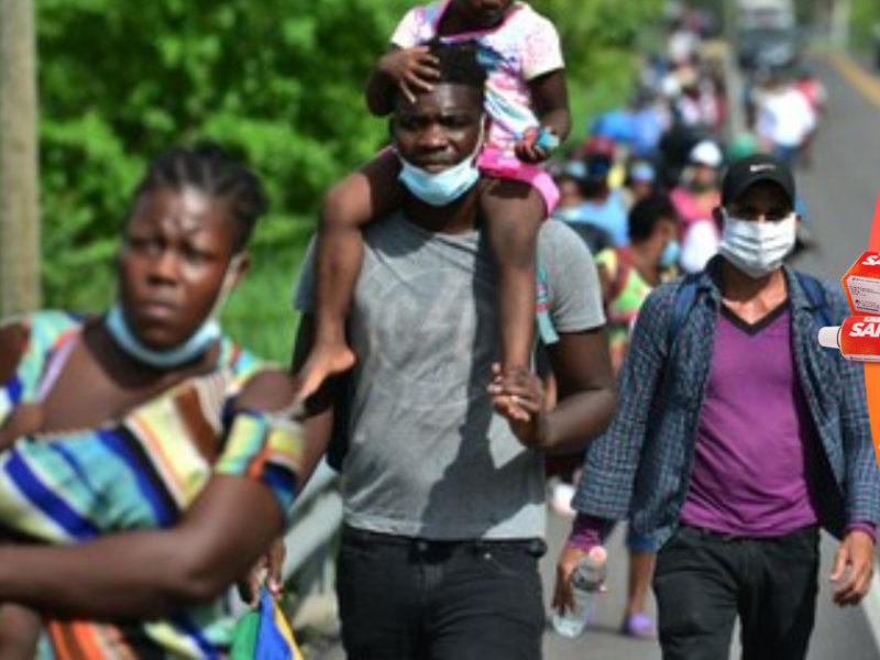Defensora de DDHH lamenta que Honduras no tenga albergues para protección de migrantes hacia EEUU