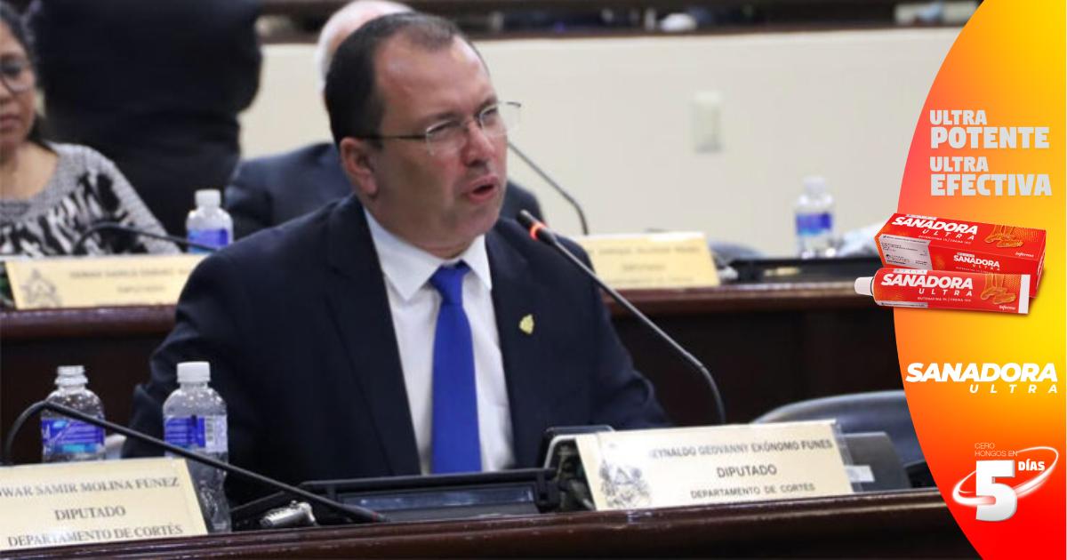 Diputado Reinaldo Ekónomo exige el retorno a las sesiones presenciales en el Congreso