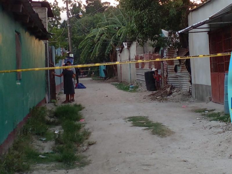 Nueva masacre deja tres personas acribilladas en Choloma, Cortés