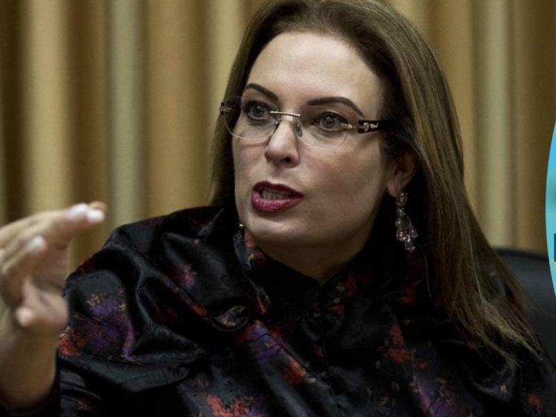 Policía de Nicaragua detiene a esposa del expresidente Alemán y a periodista