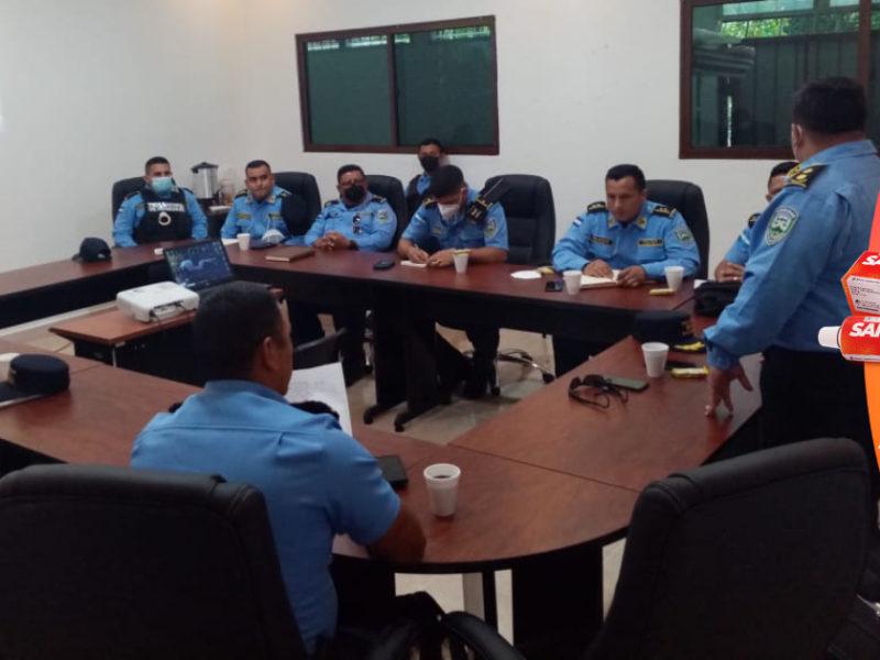 Autoridades policiales anuncian nuevas estrategias para reducir criminalidad en zona Atlántica del país