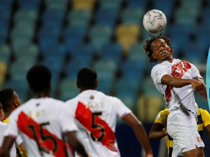 Perú salva el empate y deja a Ecuador en peligro de la eliminación