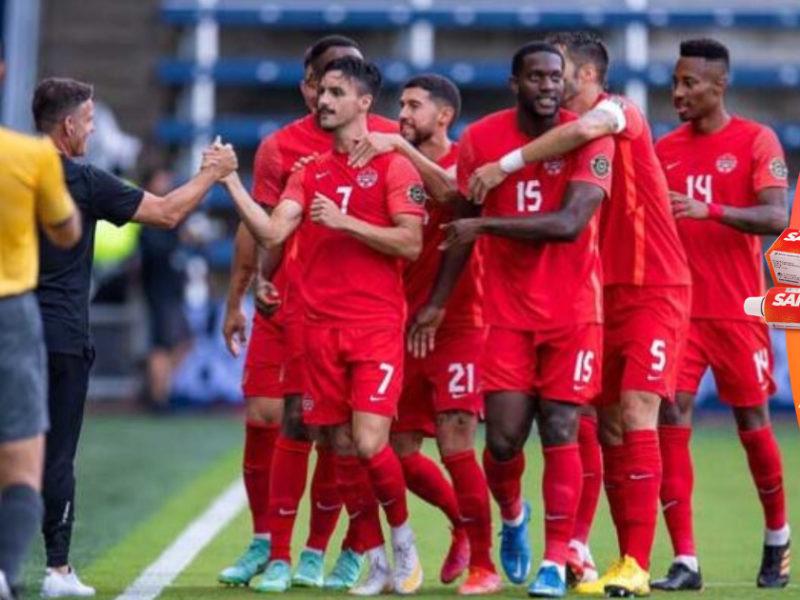 Canadá golea, elimina a Haití y logra el pase a cuartos de final