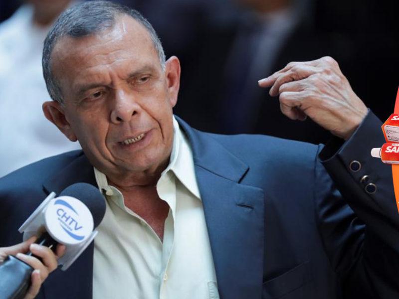 Eduardo Martell dice que el expresidente Lobo no será el único sancionado de corrupción por EEUU
