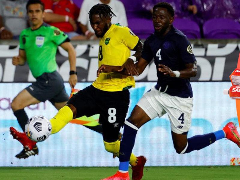 Costa Rica gana el grupo ante Jamaica y se enfrentará a Canadá en cuartos de final