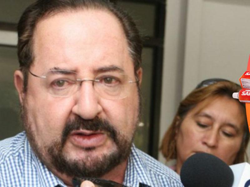 """Adolfo Facussé dice que el gobierno ha sido un """"desastre"""" en manejo de la pandemia y en proteger al Valle de Sula"""