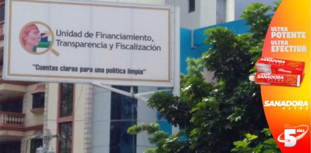 Unidad de Política Limpia revisa normas, manejo y cancelación de cuentas bancarias de candidatos, partidos políticos y alianzas