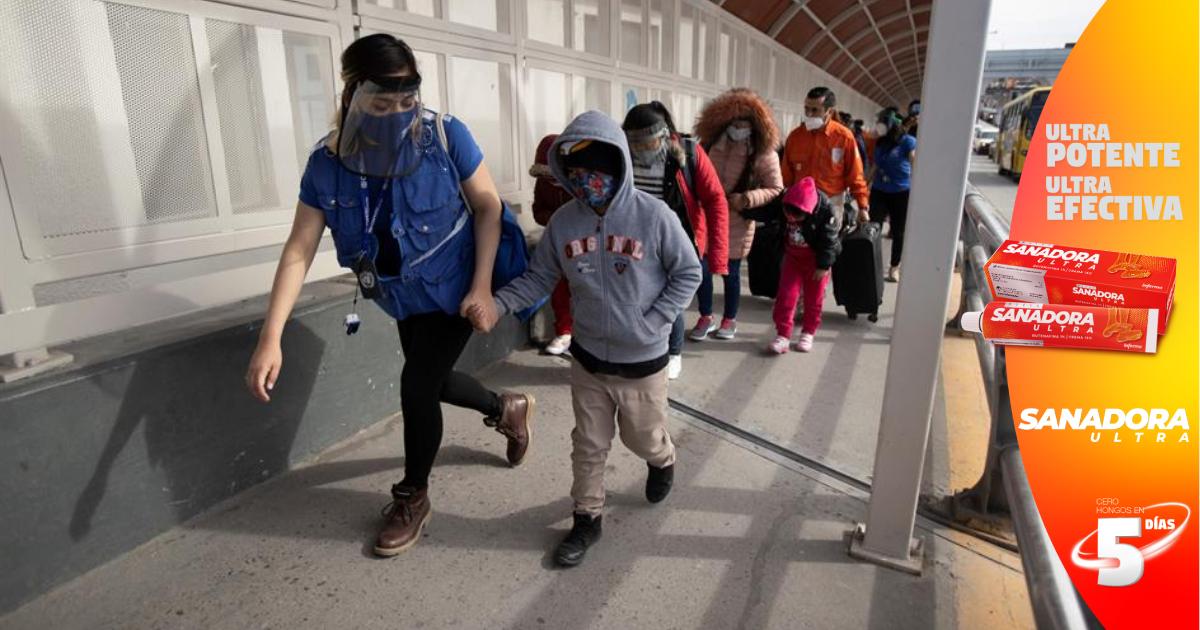 EEUU extiende la expulsión de indocumentados en la frontera por la pandemia