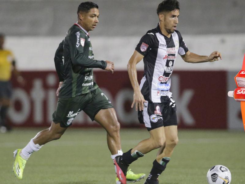 Con gol de Mario Martínez, Marathón triunfa sobre el Diriangén en primer juego de ronda preliminar de Liga Concacaf