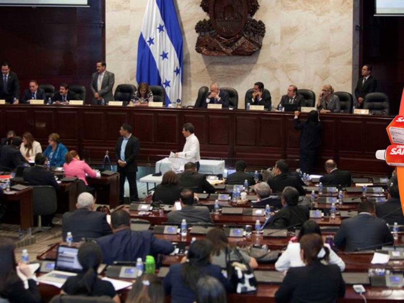 Congreso aprueba tres préstamos que ascienden a185 millones de dólares para financiar proyectos de emergencias