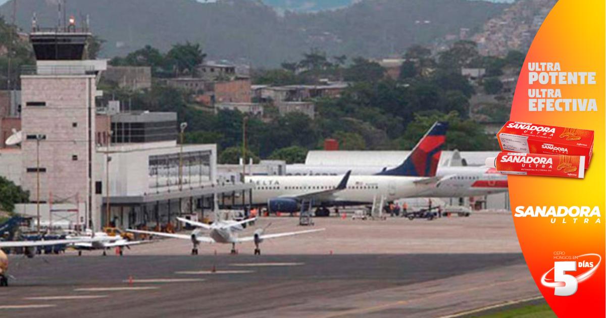"""Empresario considera """"descabellado"""" cerrar el Toncontín, o que sea solo para vuelos locales"""