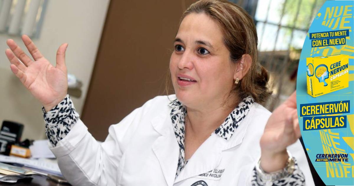 Doctora Villanueva considera imperativo realizar en Honduras autopsia a las víctimas del hongo negro