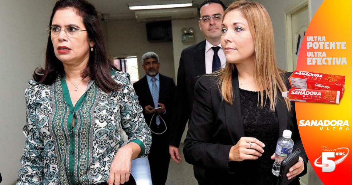 Ana Paola y Rixi Moncada remiten iniciativa al Congreso para reformar artículo que violenta la autonomía constitucional del CNE