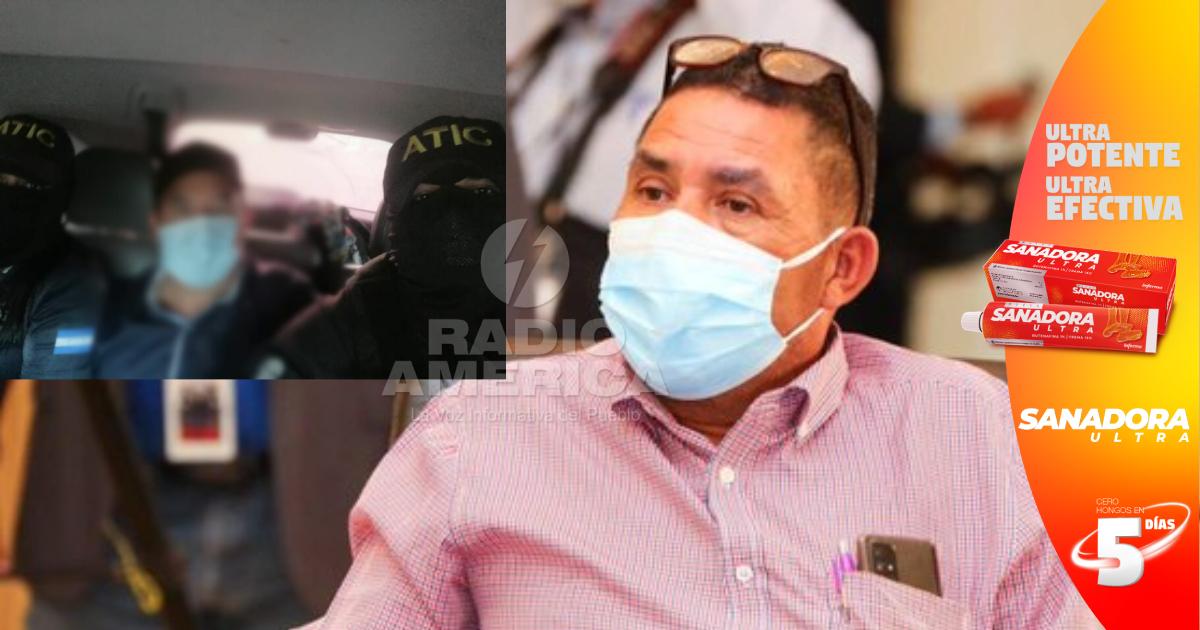 Juez dicta sobreseimiento definitivo para el alcalde de Ojojona, acusado de maltrato familiar agravado