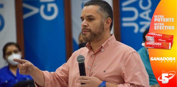 Diputado dice que se está tergiversando las palabras de golpes de David Chávez