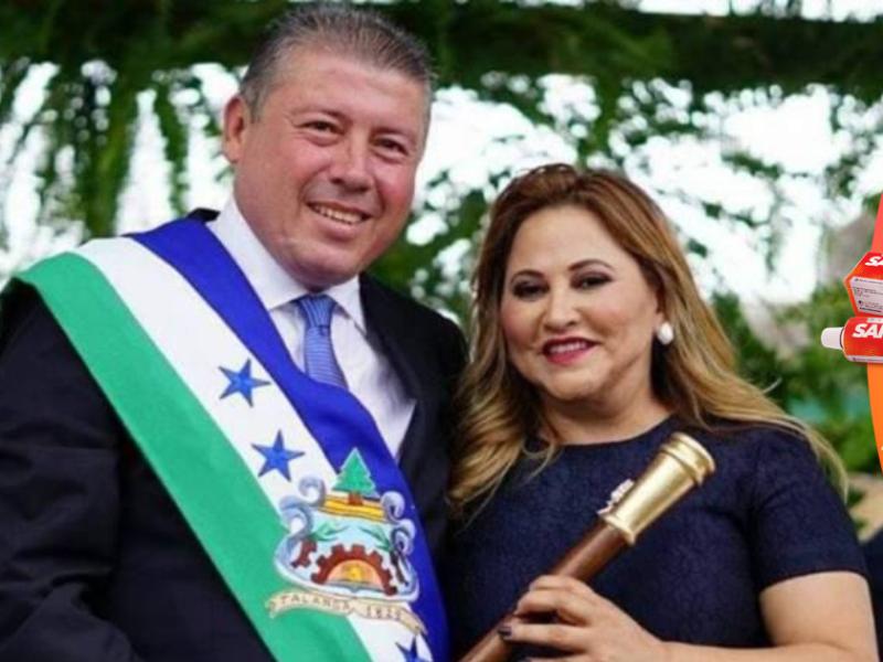 Prisión preventiva contra alcalde de Talanga y su círculo familiar acusados de lavar más de 367 millones de lempiras