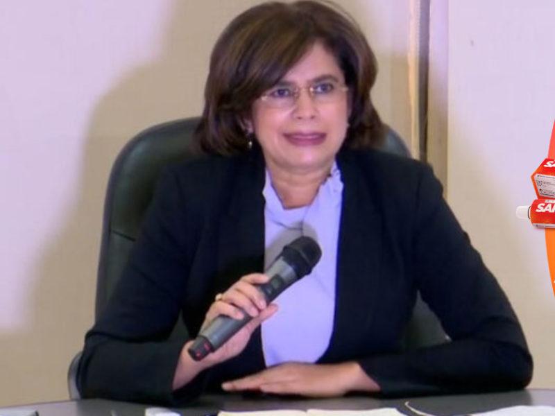 Rixi Moncada dice que se garantiza el voto de los hondureños en 14 ciudades de EEUU y en Centroamérica