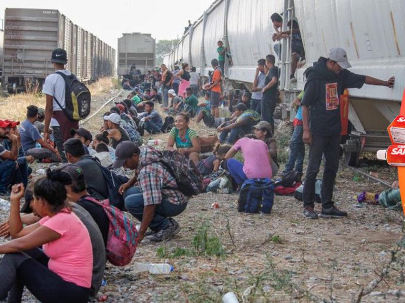 Migración de México intercepta a casi 2.000 indocumentados en un solo día
