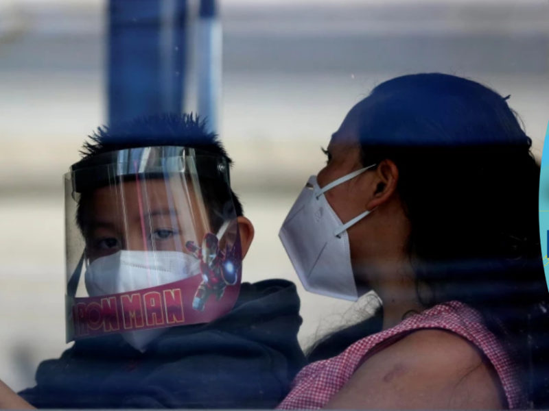 La Dinaf exhortan a los padres proteger y vacunar a los niños ante incremento de la covid-19