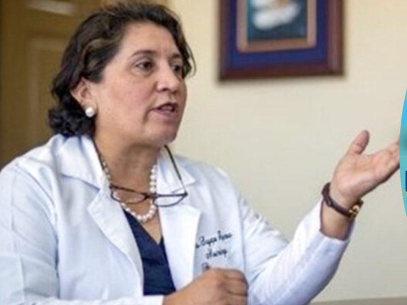 """Doctora Figueroa: """"Al Partido Nacional deberían quitarle la personería jurídica, porque los vinculan en corrupción y lavado de activos"""""""