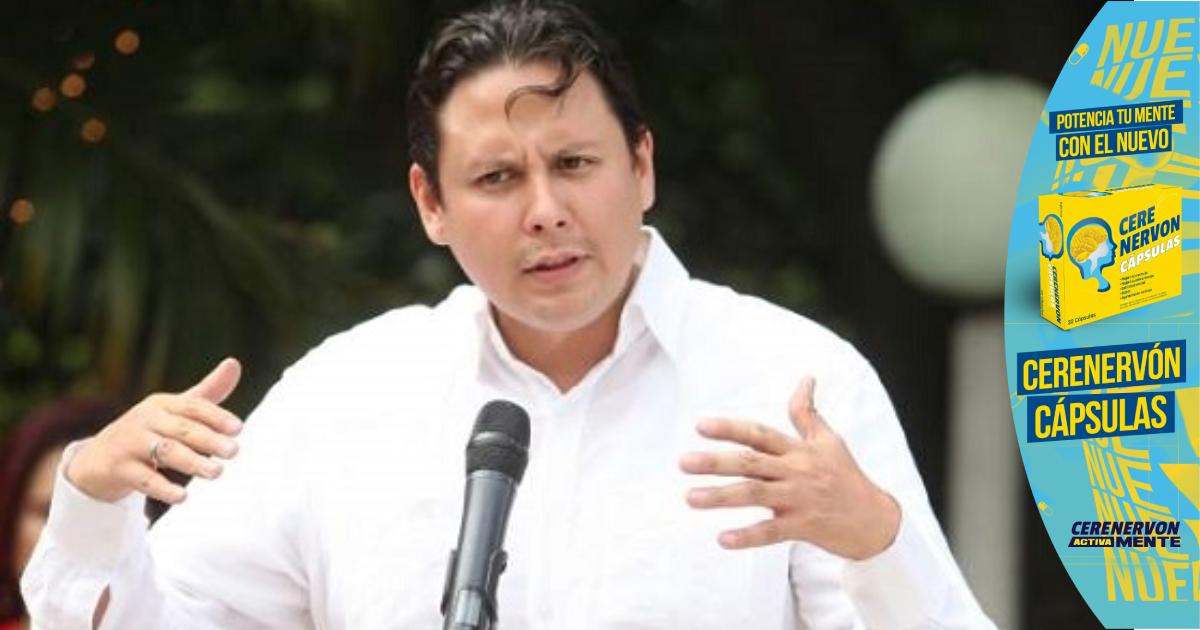 Candidato a la Alcaldía capitalina, Eduardo Martell no descarta una alianza con Jorge Aldana