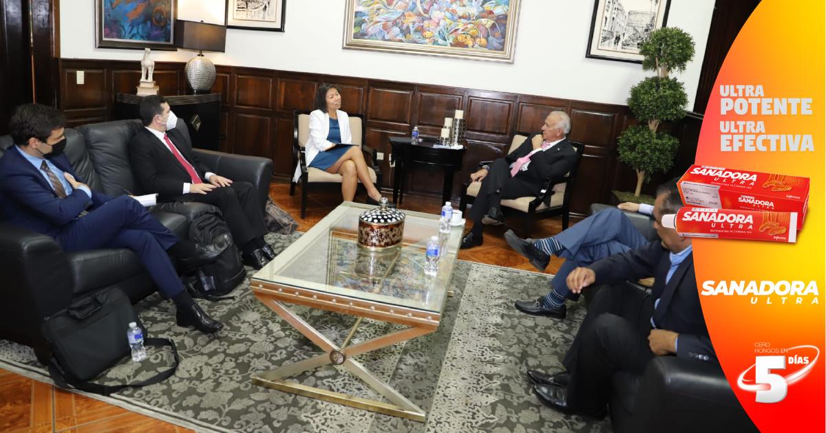 Misión del FMI se reunió con el Congreso Nacional donde trataron varias leyes y el tema de la ENEE