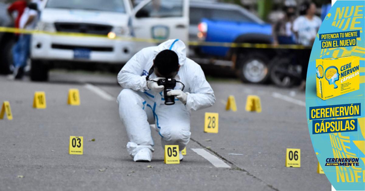 """Criminólogo atribuye aumento de la violencia al """"fracaso"""" de las políticas de seguridad del país"""