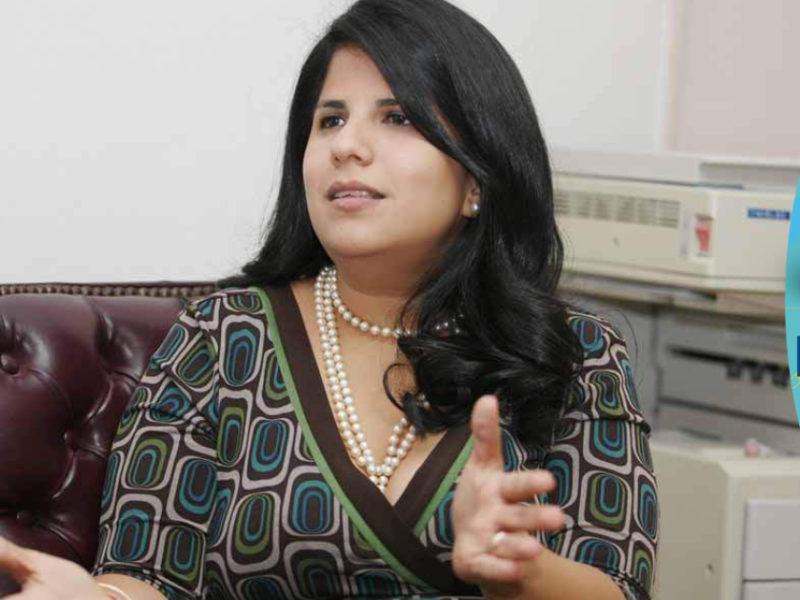 Fátima Mena: Tienen miedo que diputados del PSH lleguen al Congreso, tras resolución del TJE