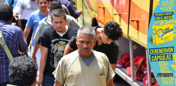 Triángulo Norte centroamericano en su punto más alto de deportaciones en 2021